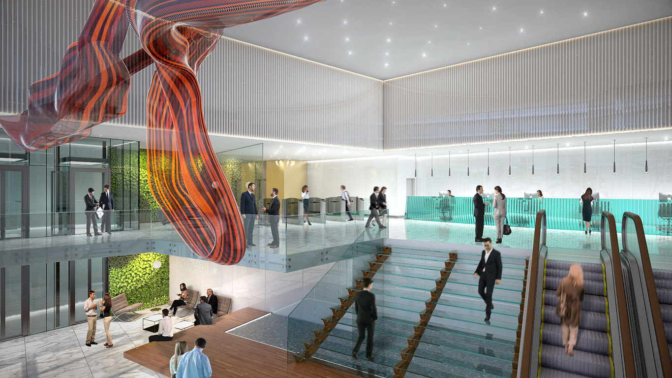 New Colombo Office Building by Reify