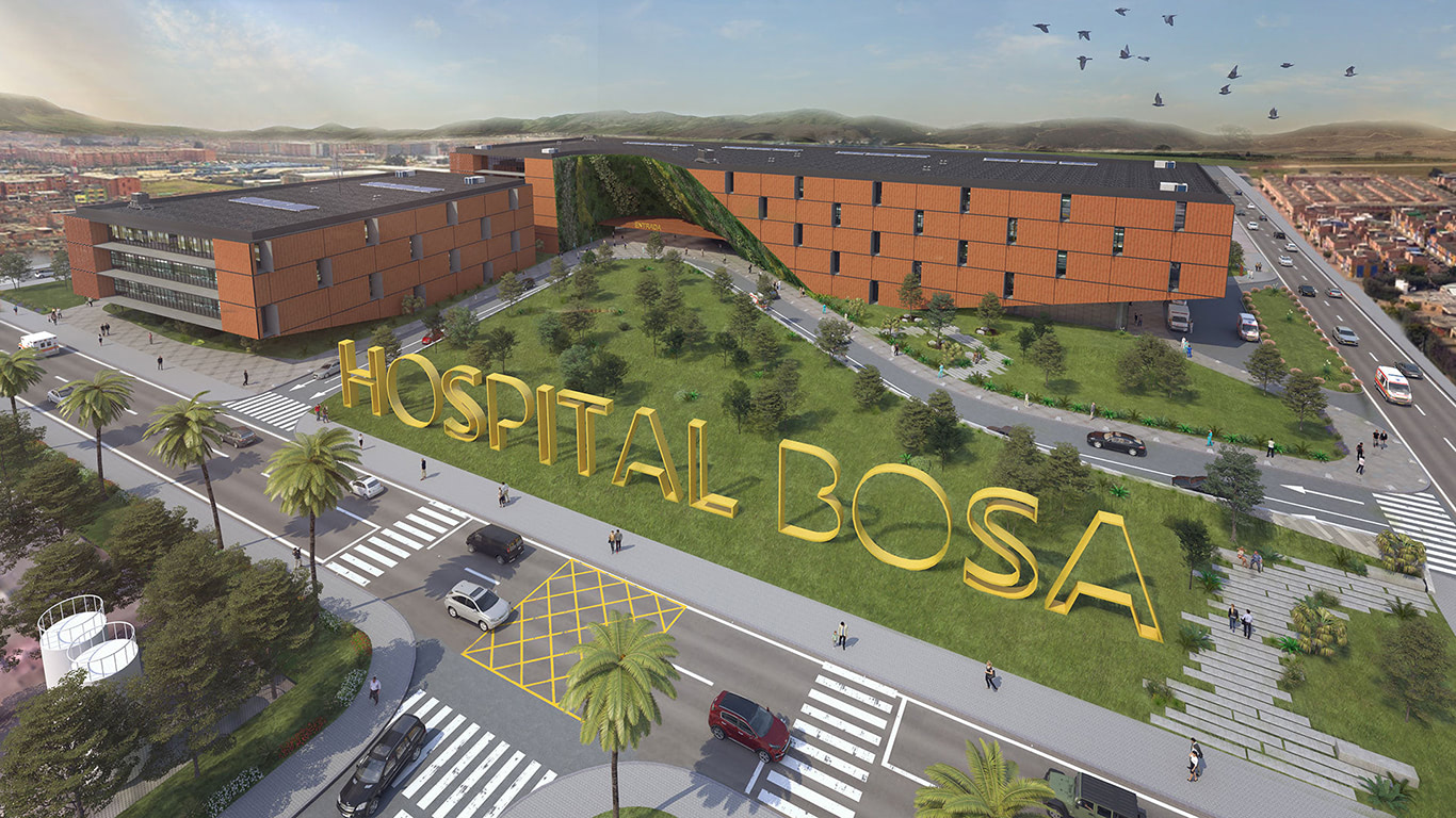 Hospital Bosa by Reify