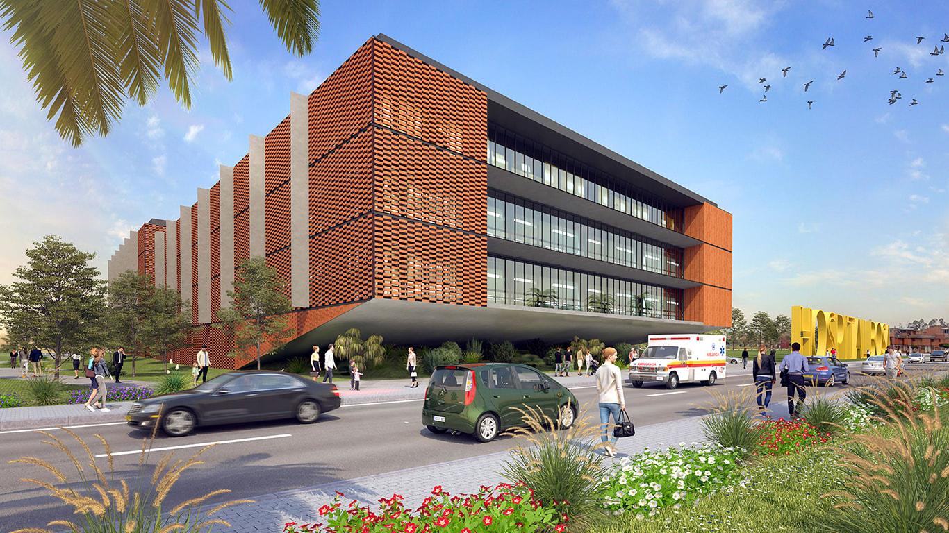 Hospital Bosa by Reify