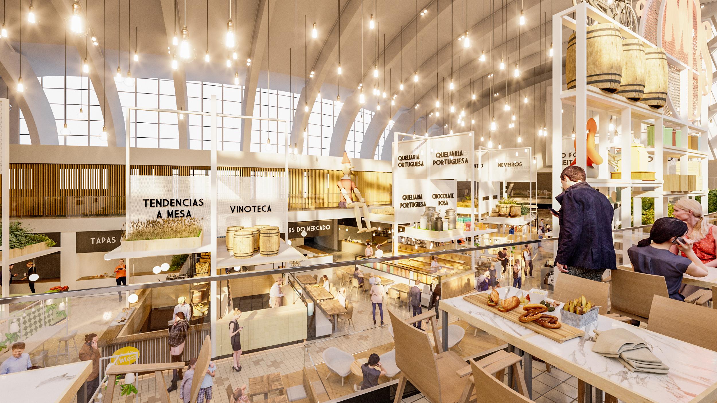 Mercado Bom Sucesso by Reify